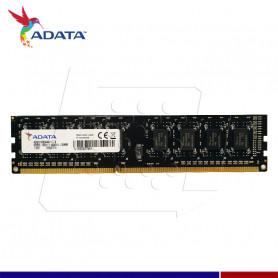MEM. RAM A-DATA 4GB DDR3L 1600 MHZ