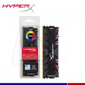 MEM. RAM HYPERX PREDATOR RGB 8GB DDR4 3200 MHZ