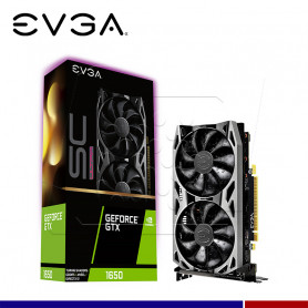 VGA EVGA NVIDIA GTX1650 SC ULTRA GAMING 4GB DDR5