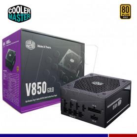 FUENTE COOLER MASTER V850 80 PLUS GOLD MODULAR