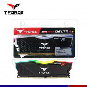 MEM.RAM TEAMGROUP T-FORCE DELTA RGB 8GB DDR4 3200 MHZ.