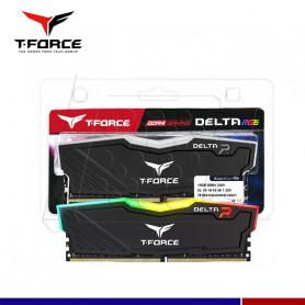 MEM.RAM TEAMGROUP T-FORCE DELTA RGB 16GB DDR4 3200 MHZ