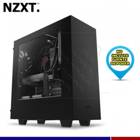 CASE NZXT S340 BLACK MID-TOWER