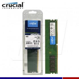 MEMORIA RAM CRUCIAL 4GB DDR4 2666 MHZ