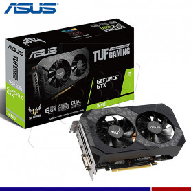 VGA ASUS NVIDIA TUF GTX 1660 6GB GAMING