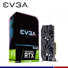 VGA EVGA NVIDIA RTX 2070 SUPER BLACK GAM