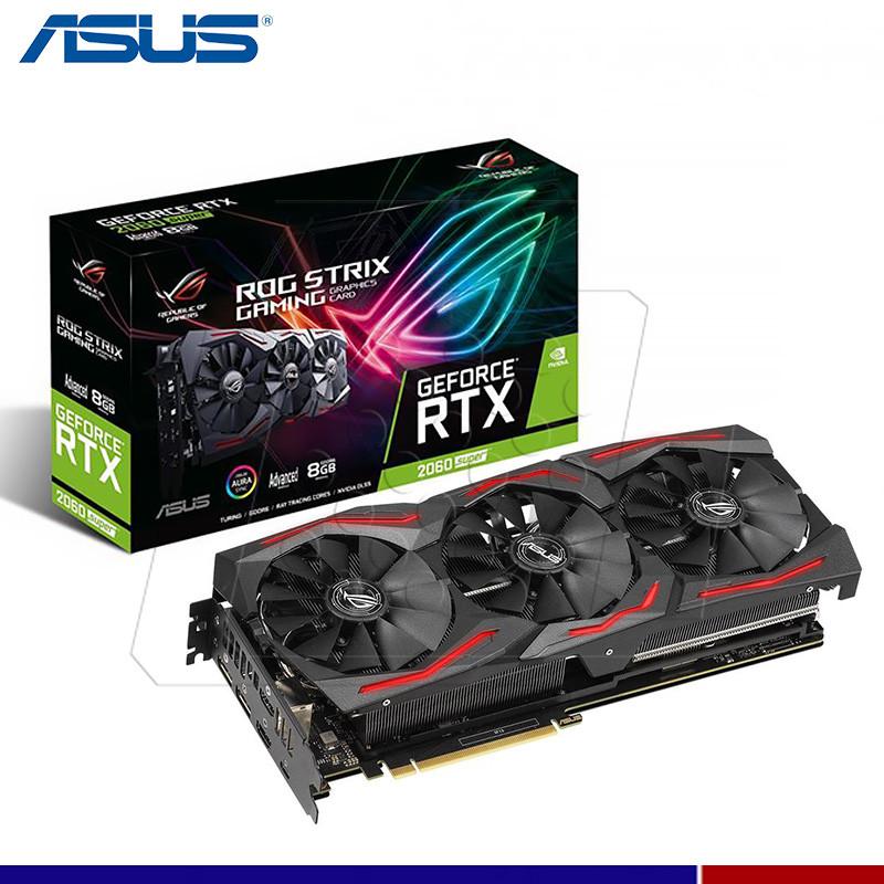 VGA ASUS NVIDIA ROG STRIX RTX 2060 SUPER