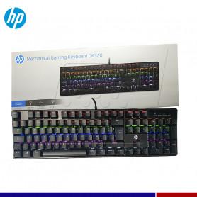 TECLADO MECANICO HP GAMING GK320 RGB