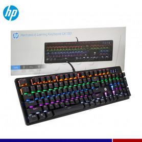 TECLADO MECANICO HP GAMING GK100 RGB
