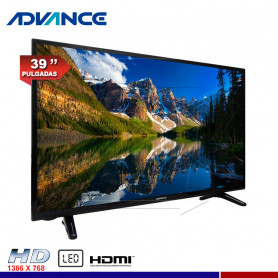 "TELEVISOR ADVANCE ADV-39LED 39"" LED"