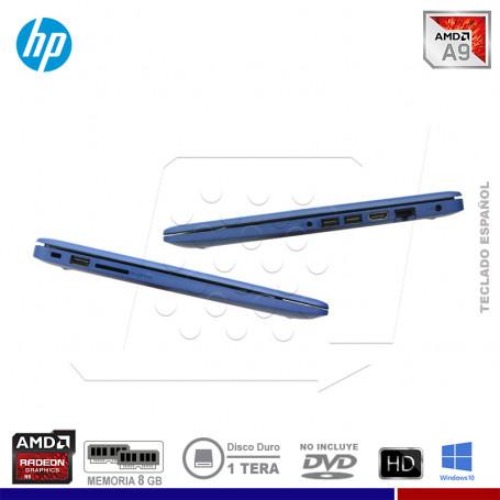 LAPTOP HP PAVILION 14-CM0006LA, AMD