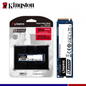 SSD KINGSTON A2000 250GB M.2 PCIe
