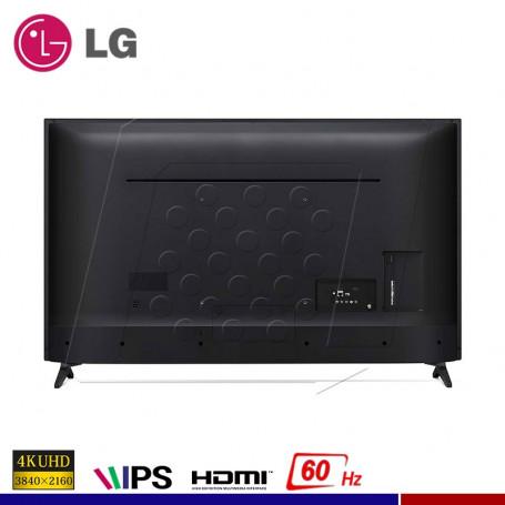 "TELEVISOR LG 49"" ULTRA HD SMART TV 4K"
