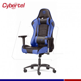 SILLA GAMING CYBERMAX HACKER BLUE CX1001