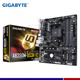 MAINBOARD GIGABYTE GA-AB350M-DS3H V2 AM4