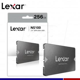 SSD LEXAR NS100 256GB 2.5 SATA
