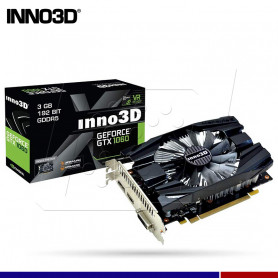 VGA INNO3D NVIDIA GTX 1060 3GB DDR5