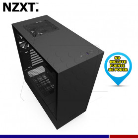 CASE NZXT H510 NEGRO VIDRIO TEMPLADO
