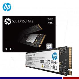 SSD HP EX950 1TB M.2 PCIe GEN 3X4 NVME,