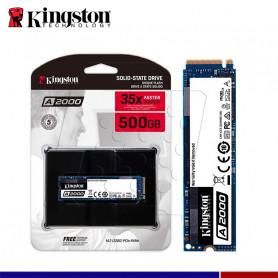 SSD KINGSTON A2000 500GB M.2 PCIe