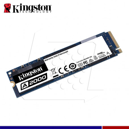 SSD KINGSTON A2000 500GB M.2 PCIe