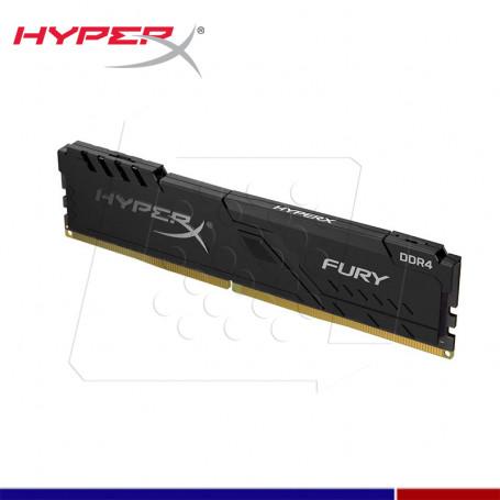 MEM. RAM HYPERX FURY 16GB DDR4 2666 MHZ.
