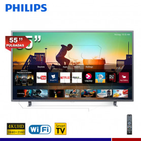 "TV PHILIPS 6700 SERIES 55PUD6703 SMART 55"" 4K UHD"