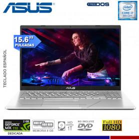 LAPTOP ASUS X509FB-EJ058 CORE I7, 8GB, 1TB, 15.6 FHD, 2GB MX 110.
