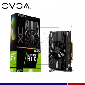 VGA EVGA NVIDIA RTX 2060 XC BLACK 6GB