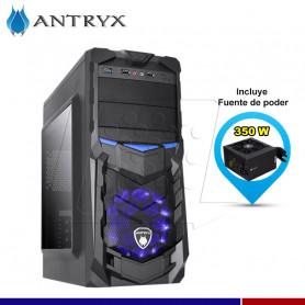 CASE ANTRYX ELEGANT V ARES C/350, C/VENTANA, USB 3.0.