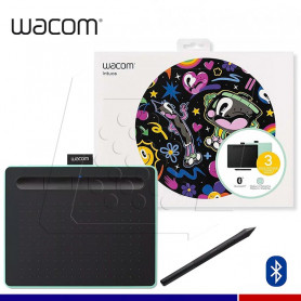 TABLETA GRAFICA WACOM INTUOS PEN BLUETOO