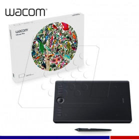 TABLETA GRAFICA WACOM INTUOS PRO PEN TOUCH MEDIUM.