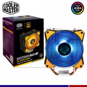 COOLER PROCESADOR CM MASTERAIR MA410P TUF GAMING EDITION RGB.