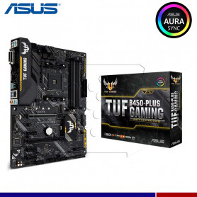 MAINBOARD ASUS TUF B450 PLUS GAMING AM4 AMD.