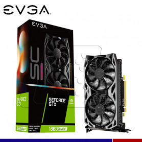 VGA EVGA NVIDIA GTX 1660 SUPER SC ULTRA GAMING.