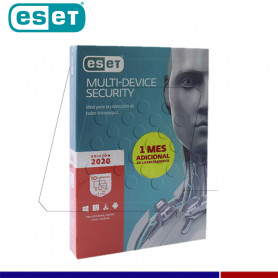 SOFTWARE ANTIVIRUS ESET NOD32 2020 MULTI DEVICE 10 DISPOSITIVOS