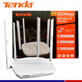 ROUTER INALAMBRICO TENDA F9, 600 MBPS.