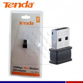 ADAPTADOR INALAMBRICO TENDA W311MI USB.