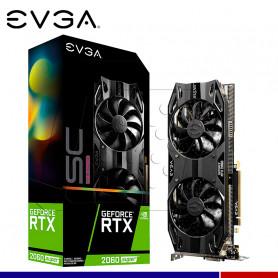 VGA EVGA NVIDIA RTX 2060 SUPER SC ULTRA GAMING 8GB.