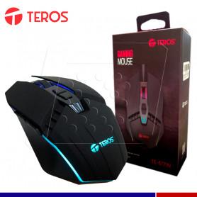 MOUSE OPTICO TEROS TE-5171N USB RGB