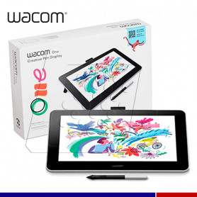 TABLETA GRAFICA WACOM ONE CREATIVE 13""