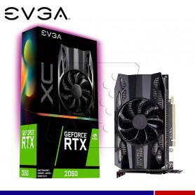 VGA EVGA NVIDIA RTX 2060 XC GAMING 6GB GDDR6.
