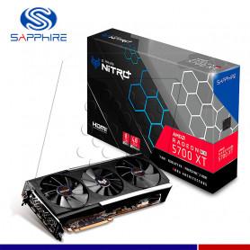 VGA SAPPHIRE AMD RADEON RX 5700 XT NITRO+ 8GB GDDR6.