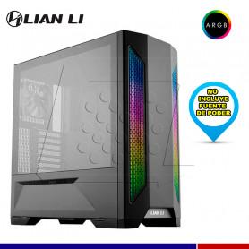 CASE LIAN LI LANCOOL II-X BLACK ARG