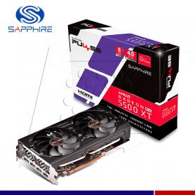 VGA SAPPHIRE PULSE AMD RADEON RX 5500 XT 8GB GDDR6.