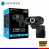 Camara Web Antryx V-CAM P230, C/Microfono, FHD 1080p. (AVC-P230K)