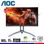 "MONITOR GAMING AOC AGON AG273QCX2 27"" 1MS, 165HZ, QUAD HD"