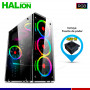 CASE GAMER HALION SPARTA 842 RGB F/450W