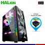 CASE GAMER HALION SPARTA 848 RGB F/450W