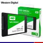 """SSD WESTER DIGITAL GREEN 1TB SATA 2.5"""""""